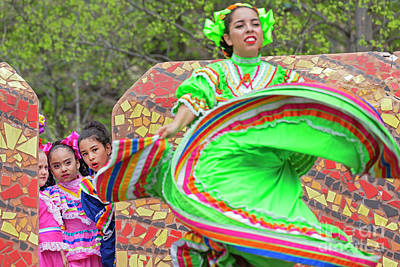 Photograph - Cinco De Mayo by Jim West