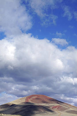 Photograph - Cinder Cone by Jeff Brunton