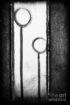 Photograph - Circled Lines by Lori Dobbs