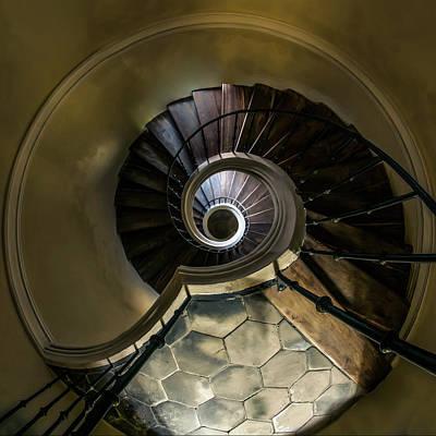 Photograph - Circles And Spirals by Jaroslaw Blaminsky