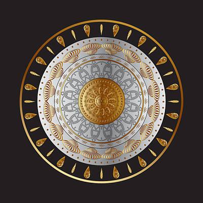 Digital Art - Circumplexical No 3530 by Alan Bennington