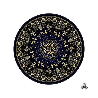Digital Art - Circumplexical No 3906 by Alan Bennington