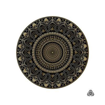 Digital Art - Circumplexical  No 3912 by Alan Bennington