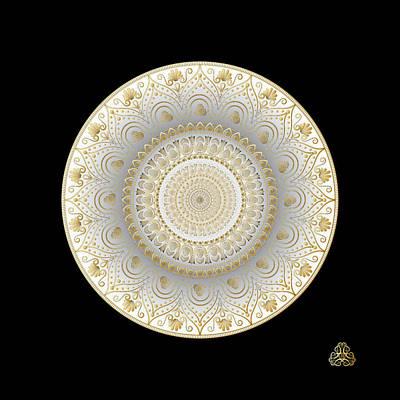 Digital Art - Circumplexical No 3915 by Alan Bennington