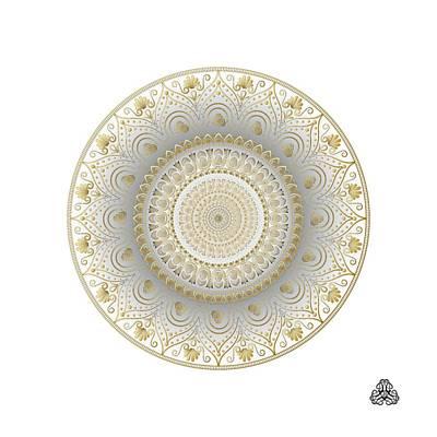 Digital Art - Circumplexical No 3916 by Alan Bennington