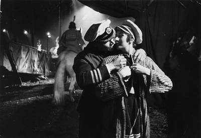 Photograph - Circus Sweethearts by Thurston Hopkins