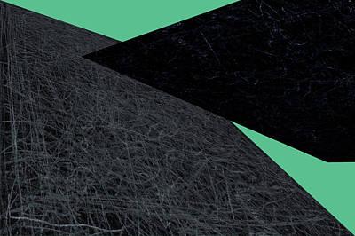 Digital Art - City Abstract 5 by Artist Dot