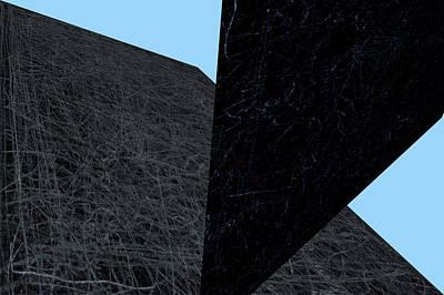 Digital Art - City Abstract 6 by Artist Dot