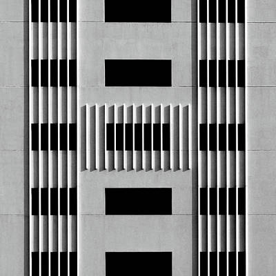 Photograph - City Grids 64 by Stuart Allen