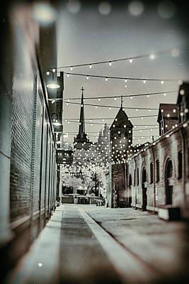 Photograph - City Lights by Dan Urban