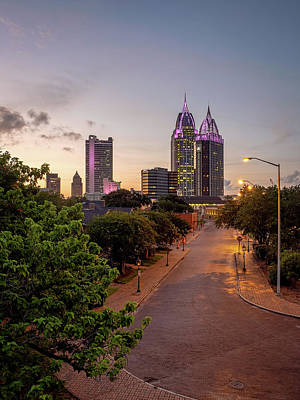 Photograph - City Of Mobile by Brad Boland