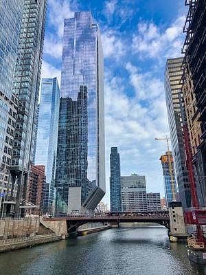 Photograph - City Reflections by Brian Eberly