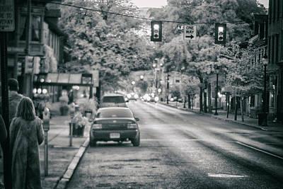 Photograph - City Scene by Dan Urban