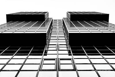 Photograph - City Squares by Tim Gainey
