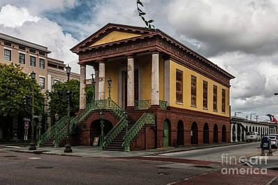 Photograph - Civil War Era Museum by Dale Powell