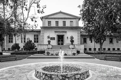 Photograph - Claremont Graduate University by University Icons