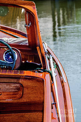 Photograph - Classic Boat by Randy J Heath