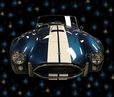 Classic Cars 1 Art Print