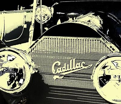Classic Cars 11 Art Print