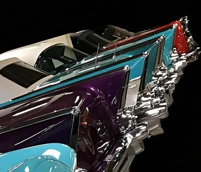 Classic Cars 7 Art Print