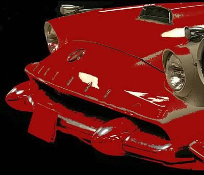 Classic Cars 8 Art Print