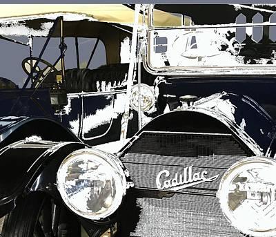 Classic Cars 9 Art Print