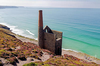 Photograph - Classic Wheal Coates by Terri Waters