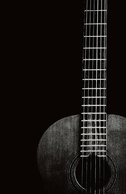 Photograph - Classical Guitar by Baytunc