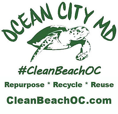 Photograph - Cleanbeachoc Poster by Robert Banach