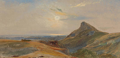 Painting - Cleve Toot, Near Bristol by William James Muller