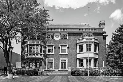 Photograph - Cleveland State University Mather Mansion by University Icons