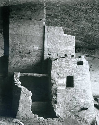 Photograph - Cliff Palace, Mesa Verde National Park by Archive Photos