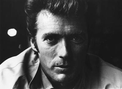 Photograph - Clint Eastwood by Roy Jones