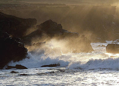 Photograph - Clogher at Slea Head by Pauline Christie
