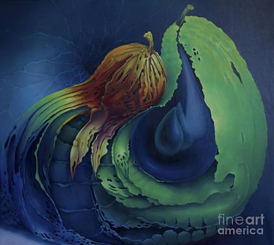 Painting - Close Harmony by Symona Colina