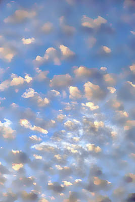 Photograph - Cloud Study A2 by Jeff Brunton