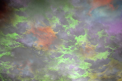 Photograph - Cloud Study B2 by Jeff Brunton
