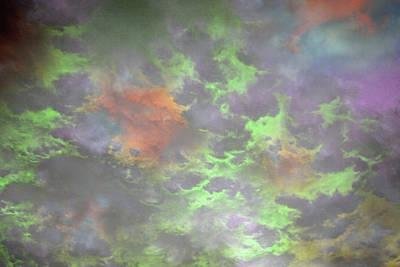 Photograph - Cloud Study B2 by Jeff Brunton