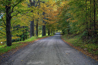 Photograph - Cloudland Road by Rick Berk