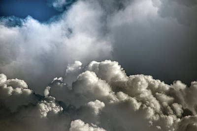 Photograph - Clouds 10 by Greg Mimbs