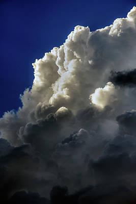 Photograph - Clouds 4 by Greg Mimbs