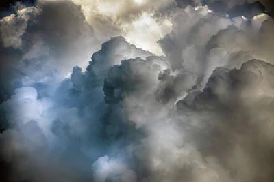 Photograph - Clouds 9 by Greg Mimbs