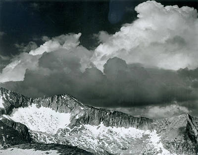 Photograph - Clouds - White Pass by Archive Photos