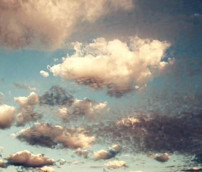 Photograph - Cloudy Sky by Marianna Mills