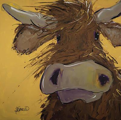 Painting - Clyde by Terri Einer