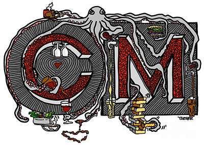 Beer Drawings Royalty Free Images - CM Design Color Royalty-Free Image by Robert Yaeger