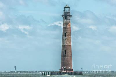 Photograph - Coastal Lighthouses - Charleston South Carolina by Dale Powell