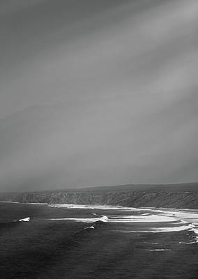 Photograph - Coastal Moment II by Anne Leven