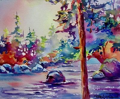 Painting - Coastal Moments by Bonny Roberts