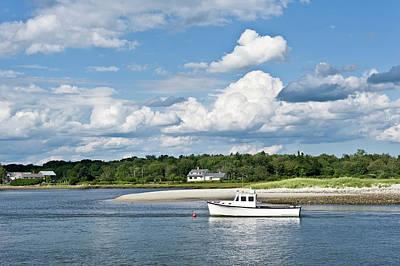 Dhow Photograph - Coastal Scenic by Easybuy4u